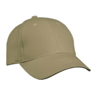 Myrtle Beach 6 Panel Cap heavy Cotton 091