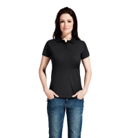 Promodoro Women's Single Jersey Polo 4015