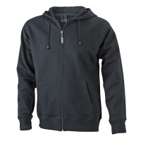 James & Nicholson Men's Hooded Jacket 042