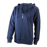 James & Nicholson Ladies' Hooded Jacket 053