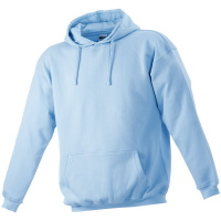 James & Nicholson Hooded Sweat Junior 047k