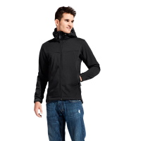 Promodoro Men's Hoody Softshell Jacket 7806