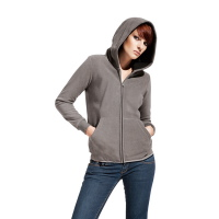 Promodoro Women's Hooded Fleece Jacket 7981
