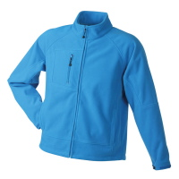 James & Nicholson Men's Bonded Fleece Jacket 1006